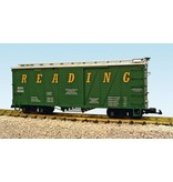 USA TRAINS Outside Braced Boxcar Reading #89865