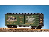 USA TRAINS Wood Box Car Climax Locomotive Co.