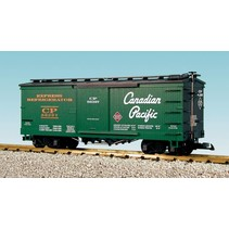 Wood Box Car CP/REA #56397