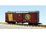 USA TRAINS Wood Box Car Virginia & Truckee #3261