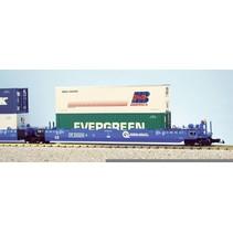 Intermodal Containerwagen 5er Einheit Conrail (ohne Container)