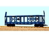 USA TRAINS Doppelstock Autotransporter C&O (ohne Beladung)