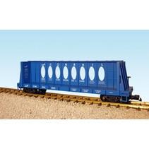 Center Beam Flat Car Conrail (ohne Ladung)