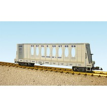 Center Beam Flat Car Norfolk Southern (ohne Ladung)