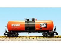 42 ft. Modern Tank Car Hooker Chemicals