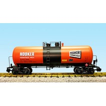 42 ft. Modern Tank Car Hooker Chemicals