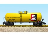 USA TRAINS 42 ft. Modern Tank Car Safety Kleen