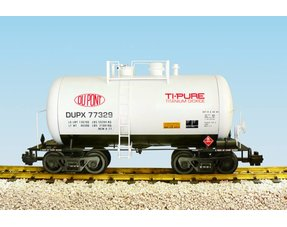 29 ft. Beer Can Tank Cars