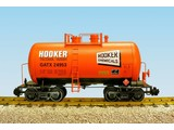 USA TRAINS Beer Can Tank Car Hooker Chemicals
