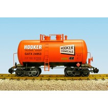 Beer Can Tank Car Hooker Chemicals