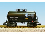 USA TRAINS Beer Can Tank Car ADM