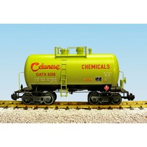 Beer Can Tank Car Celanese Chemicals