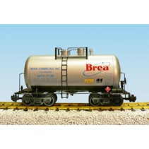 Beer Can Tank Car Brea Chemicals