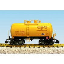 Beer Can Tank Car CPC International