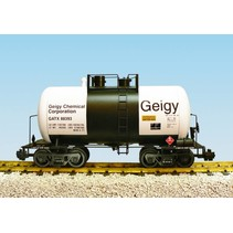Beer Can Tank Car Geigy Chemical Corp.