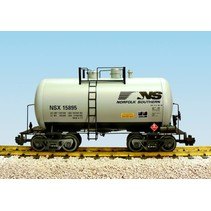 Beer Can Tank Car Norfolk Southern