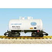 Beer Can Tank Car J. M. Huber Corp.