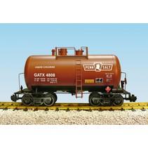 Beer Can Tank Car Penn Salt