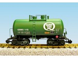 USA TRAINS Beer Can Tank Car Quaker State