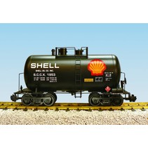 Beer Can Tank Car Shell
