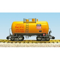 Beer Can Tank Car Union Pacific