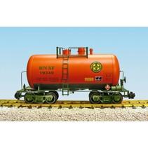 Beer Can Tank Car BNSF