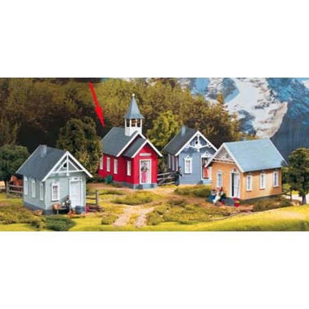 PIKO Little Red School House