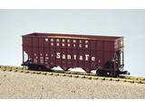 USA TRAINS Woodchip Car Santa Fe
