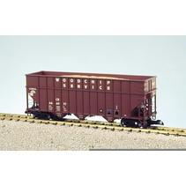 Woodchip Car Conrail