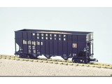 USA TRAINS Woodchip Car Burlington Route