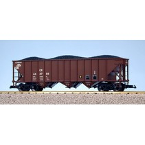 Coal Hopper Conrail