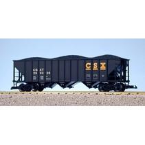 Coal Hopper CSX