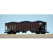 Coal Hopper C&NW