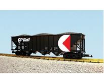 Coal Hopper CP Rail