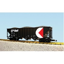 Coal Hopper CP Rail
