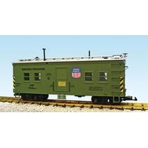 Union Pacific Bunk Car