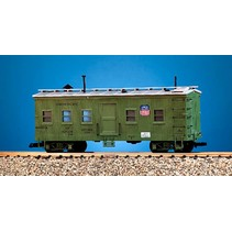 Union Pacific Kitchen Car