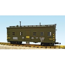 US Army Kitchen Car