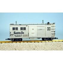 Santa Fe Engineering Car