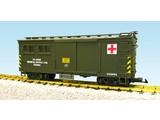 USA TRAINS US Army Medical Storage Car