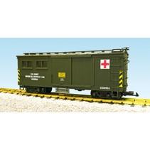 US Army Medical Storage Car