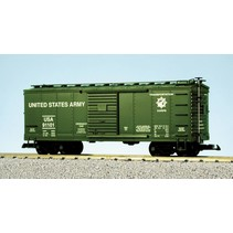US Army Ordnance Box Car