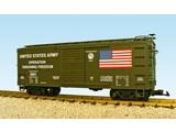 """USA TRAINS US Army """"Enduring Freedom"""" Box Car"""