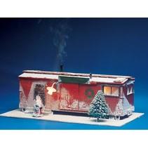fertige liebevolle Christmas Szene