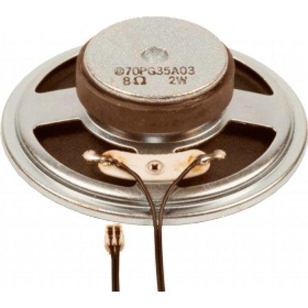 Massoth Lautsprecher 70mm, 2 Watt, 8 Ohm