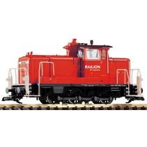 Diesellok BR 362