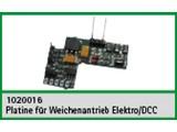 Train Line Platine für Weichenantrieb elektro/DCC