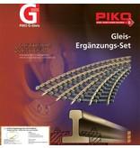 PIKO G-Gleis Ergänzungs-Set mit Prellbock