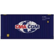 CMA/CGM 20 Ft. Container