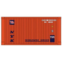 NYK 20 Ft. Container